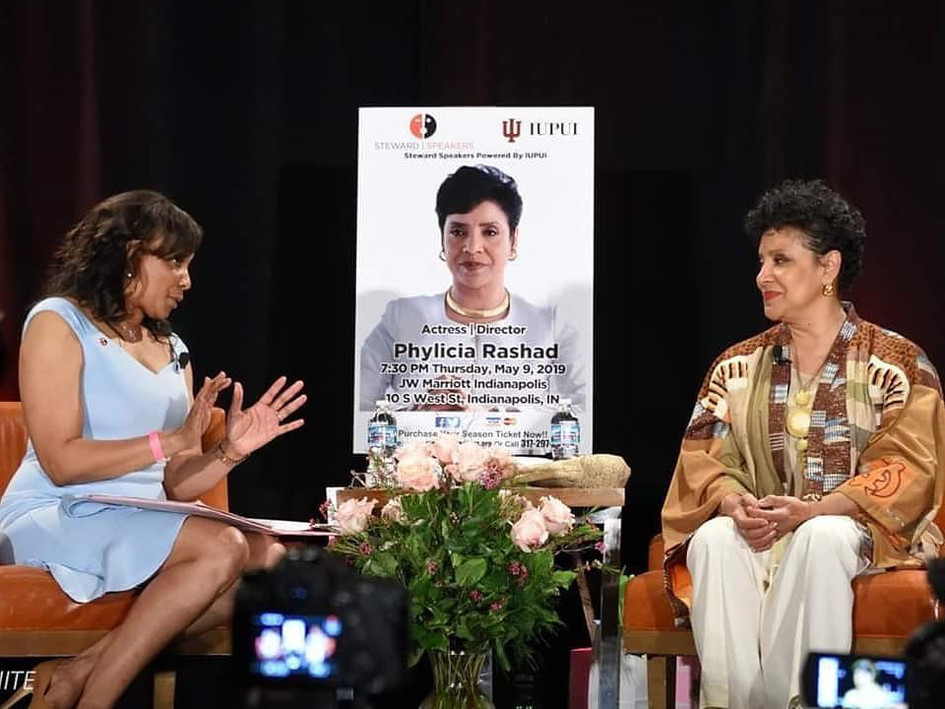 Moderated Conversation with Phylicia Rashad