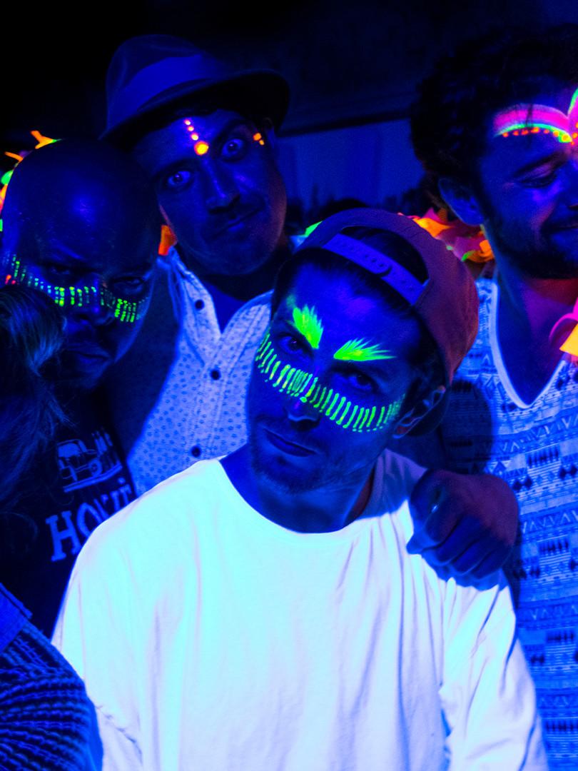 Neon Nights.