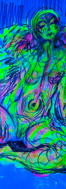 Drawing from Neon Naked.