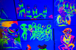 Art work from Neon Naked.