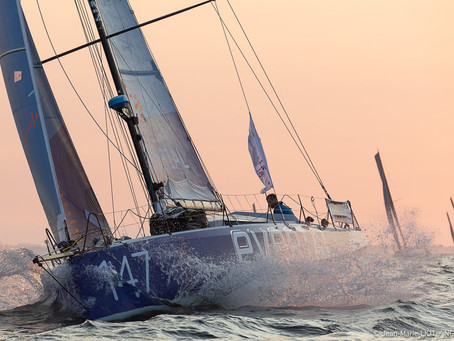 Normandy Channel Race - Quelle course et quelle aventure !