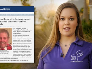 "Florida Pancreas Cancer Coalition Releases New Documentary, ""The Time is Now"""