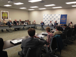 Consumer Energy Alliance and JAX Chamber Host Energy Briefing on Natural Gas Developments in Florida