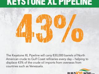 CEA Op-Ed in the Tallahassee Democrat: Keystone Pipeline is in Florida's Best Interest