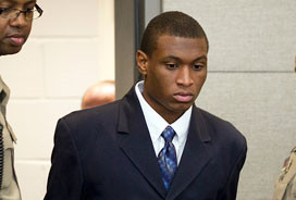 Kuykendall gets 15 years for shooting during 2013 Texas Relays weekend