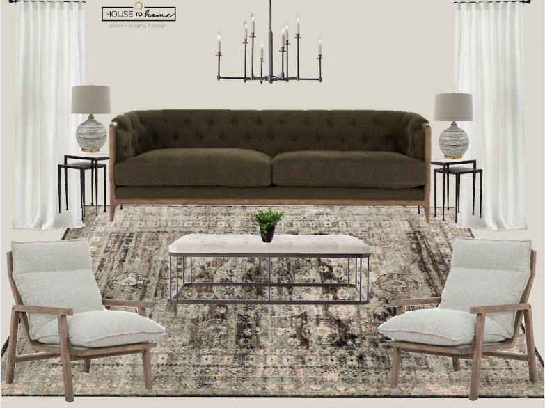 Livingroom Moodboard