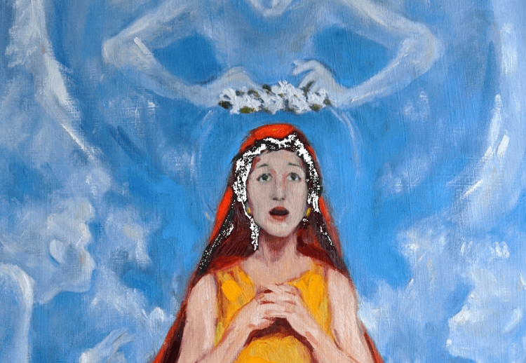 Meditation Excerpt: Song of St. Cecilia