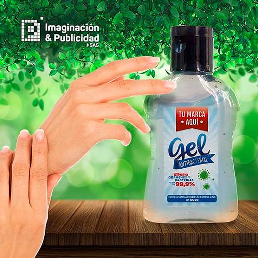 Gel Antibacterial Personalizado