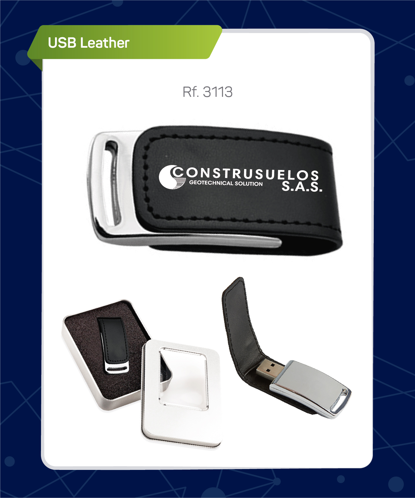 USB LEATHER