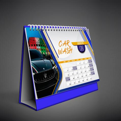 Calendarios Argollados