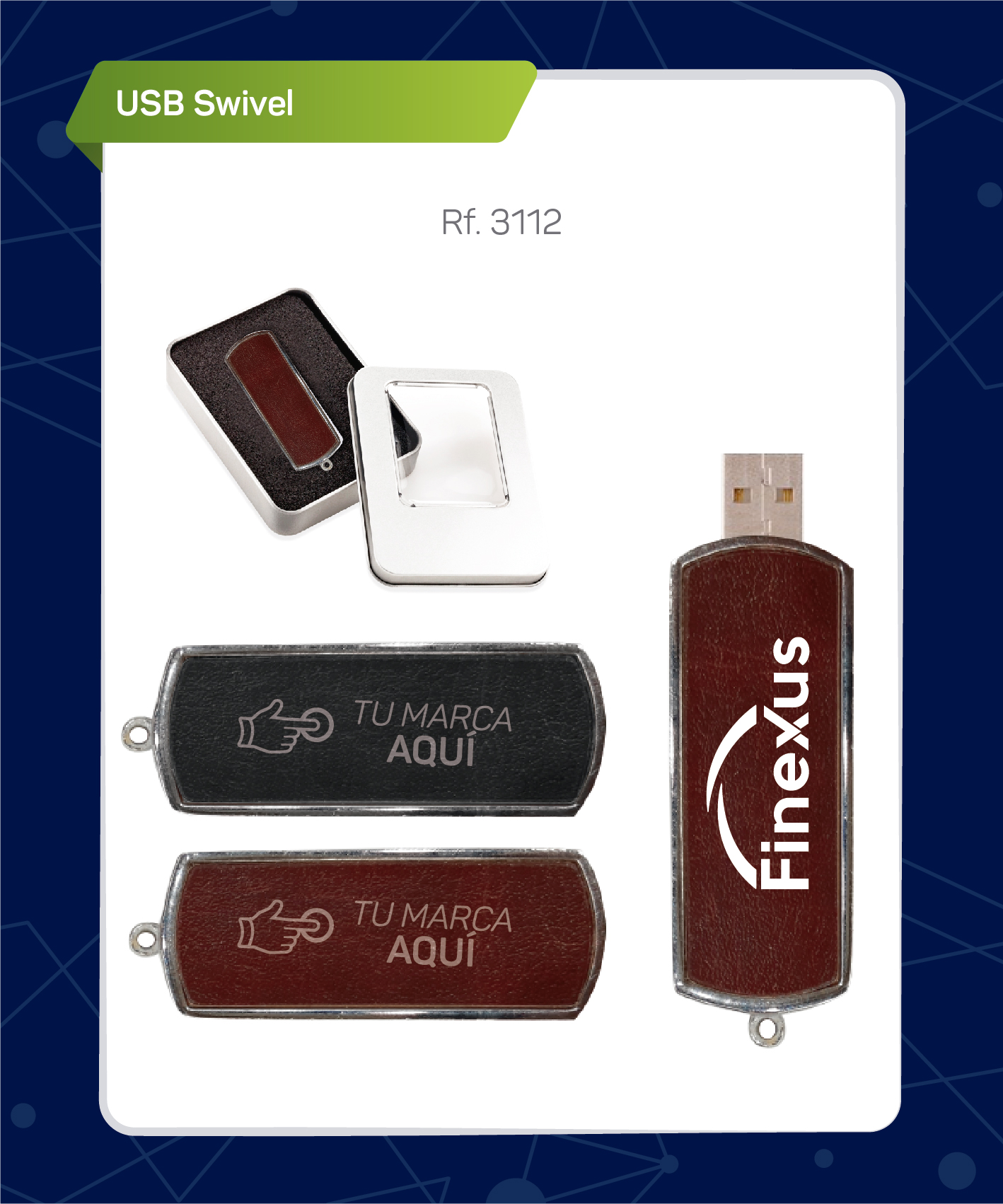 USB SWIVEL