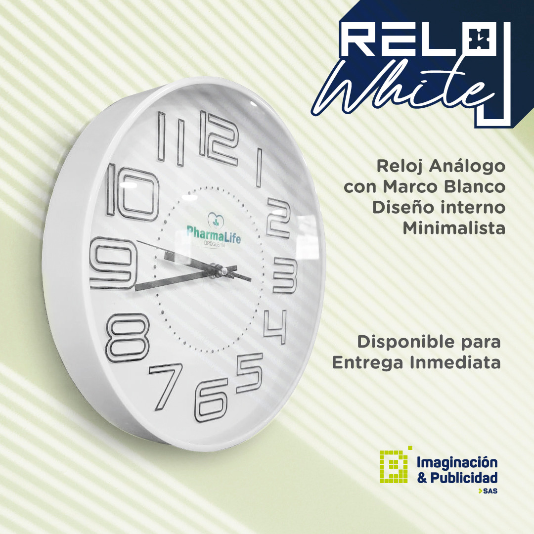Reloj White