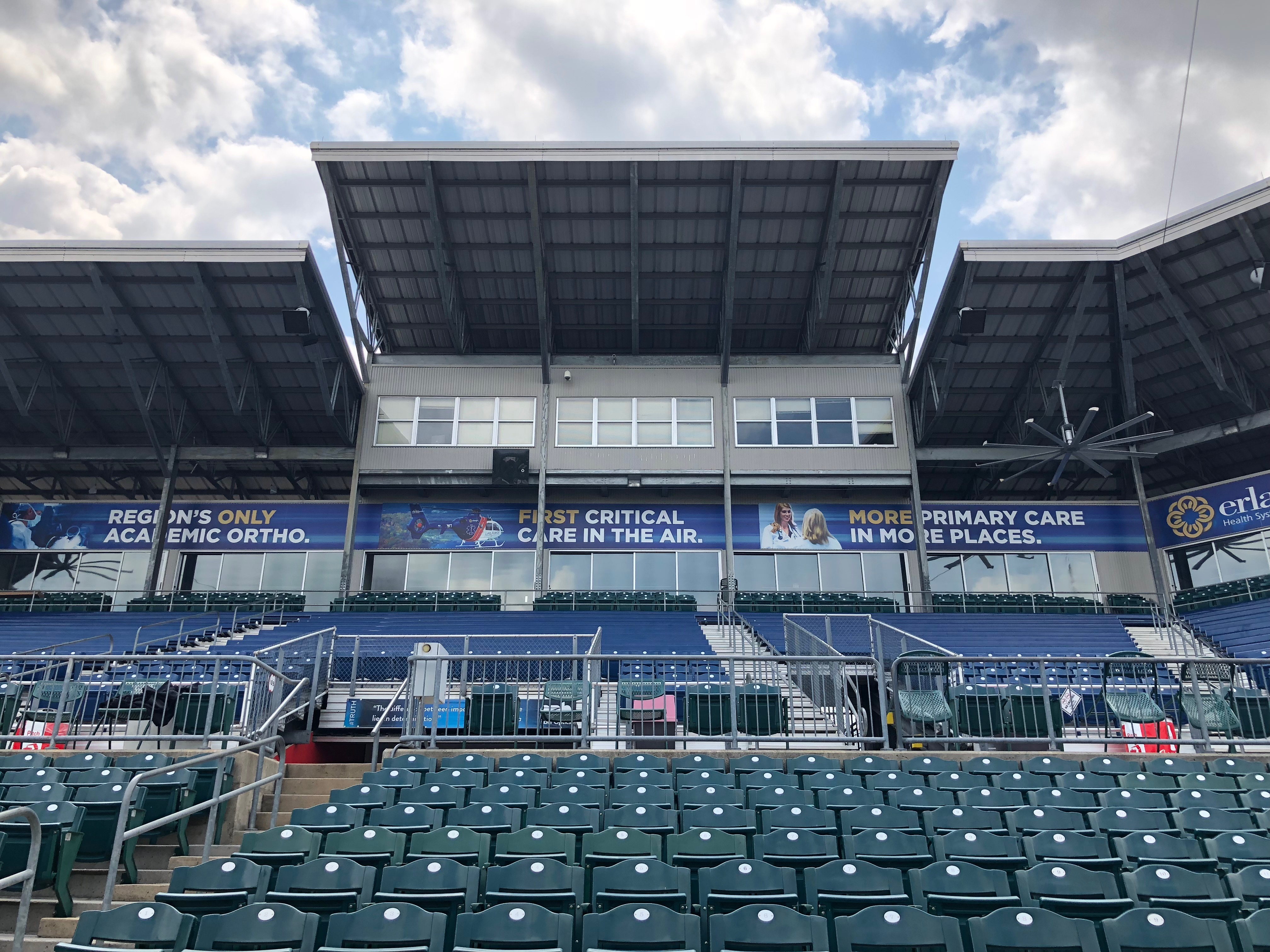 Chattanooga Lookouts AT&T Stadium
