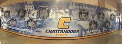Chattanooga Mocs Basketball Wall
