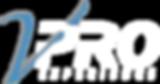 VPro Logo FINAL Outlined_TransparentBG_W
