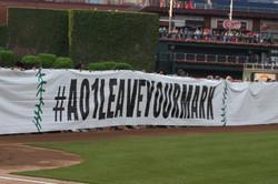 AO1 Foundation Pregame Banner