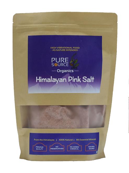Himalayan Dark Pink Salt (Free Flow) - 1 KG