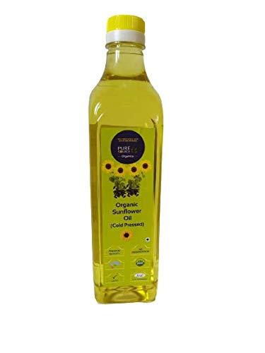 Organic Sunflower Oil - 1KG