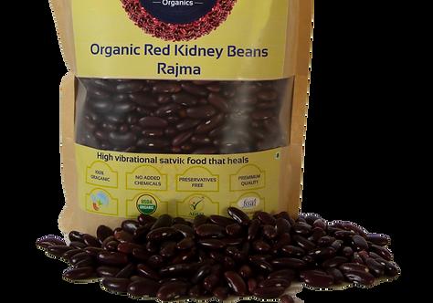 Organic Rajma (Kidney Beans)
