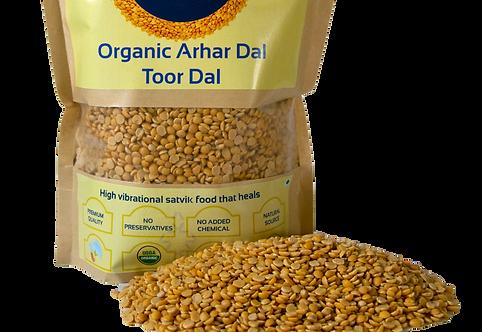 Organic Toor Dal (Arhar Dal)