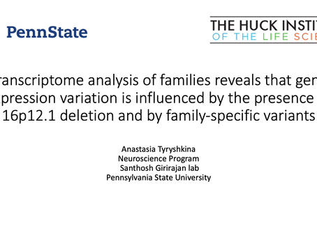 Transcriptome Analysis of Families Reveals that Gene Expression Variation is Influenced by the...
