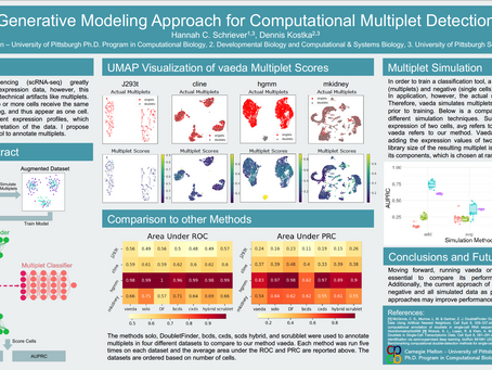 Generative Modeling Approach for Computational Multiplet Detection