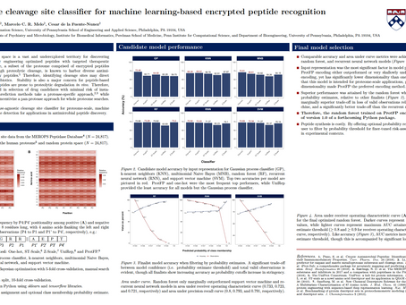 A Pan-protease Cleavage Site Classifier for Machine Learning-based Encrypted Peptide Recognition