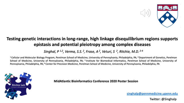 Testing Genetic Interactions in Long-range, High Linkage Disequilibrium Regions Supports...