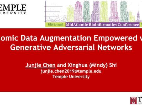 Genomic Data Augmentation Empowered with Generative Adversarial Networks