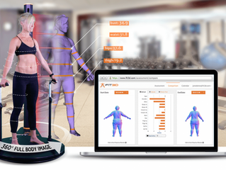 Need Motivation To Hit The Gym? Fit3D Body Scan Fitness Tech Aims To Help