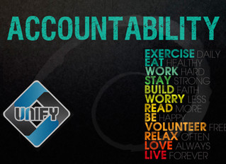 Unify Accountability: Turn Resolutions Into Results