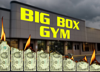 The Finances of Fitness