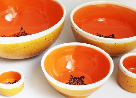 Set de Papayas