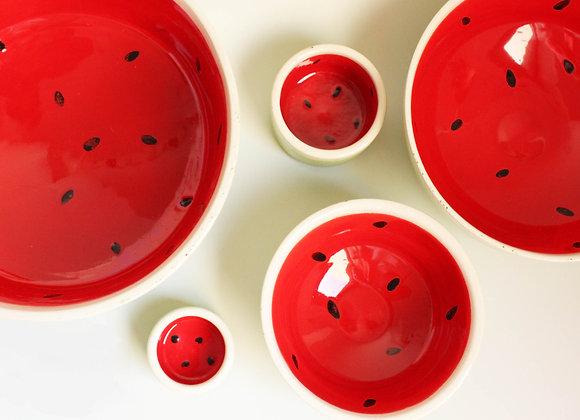 Set Sandía Roja