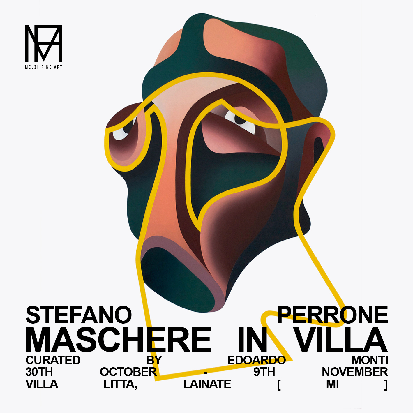 Maschere in Villa | Stefano Perrone