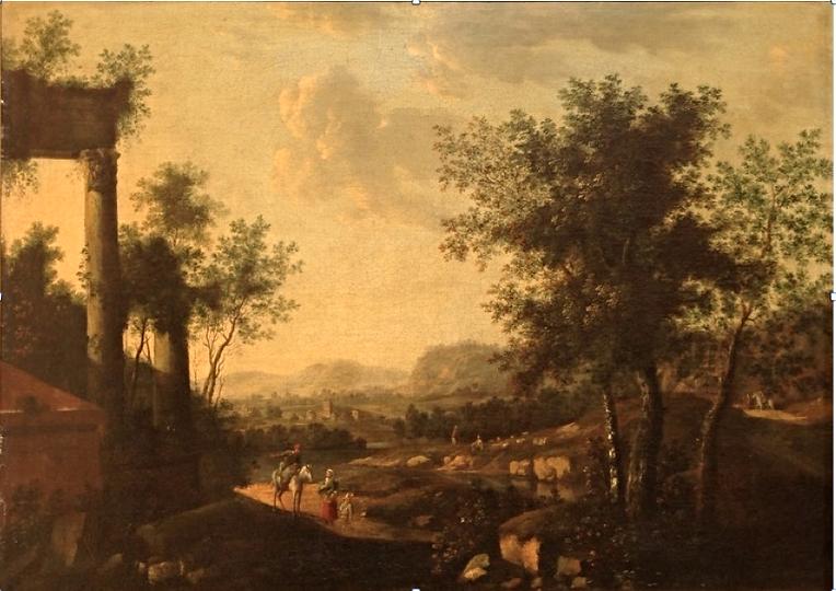 Hermann Van Swanenvelt Melzi Fine Art