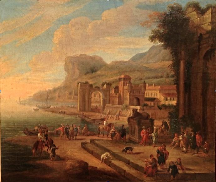 Jean Baptiste Van Der Meiren Melzi Fine Art