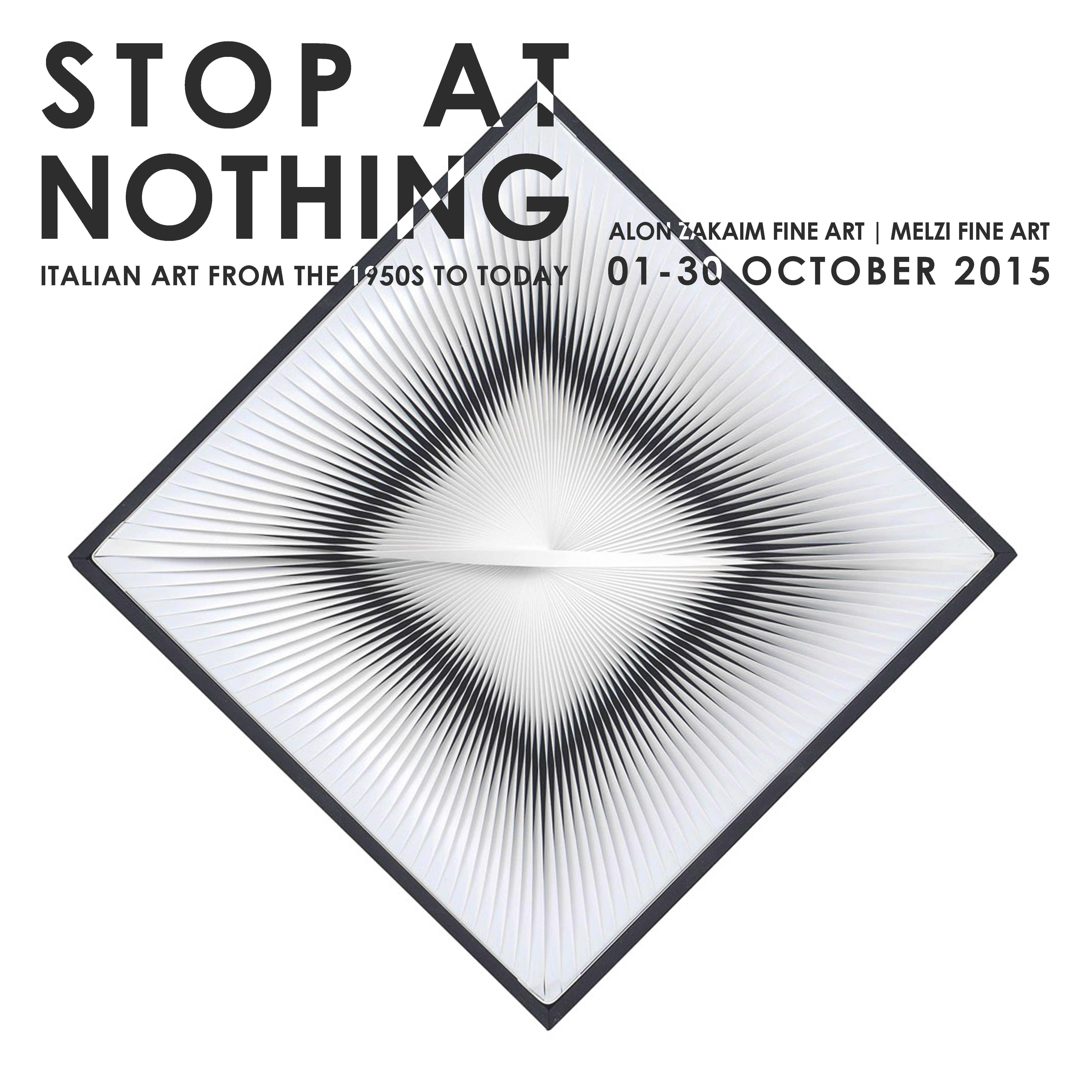 STOP AT NOTHING | London