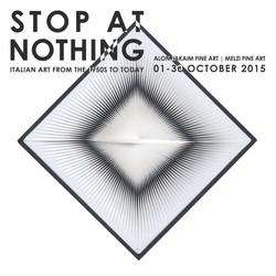 STOP AT NOTHING | London