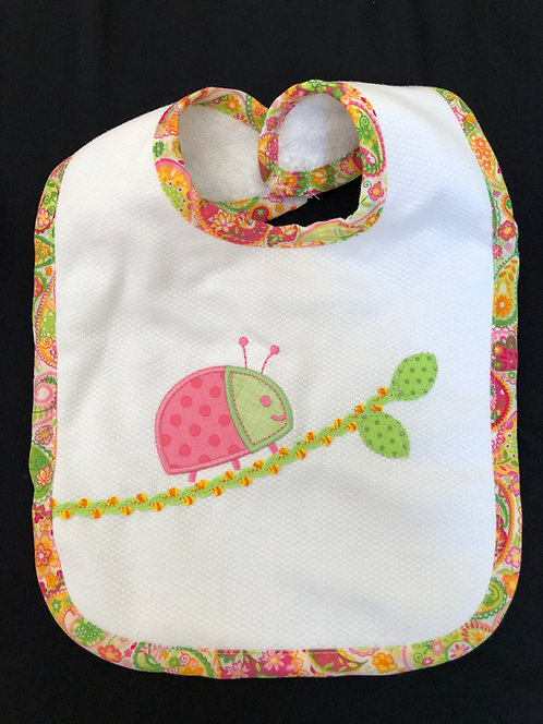 """3 marthas"" personalized bibs"