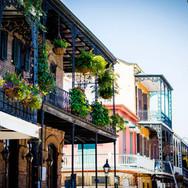 garden district New Orleans, Louisiana.j