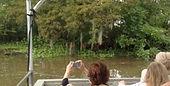 Swamp Boat Tour Children