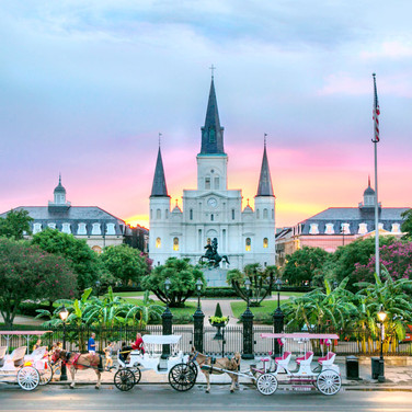 City Bus Tour New Orleans