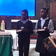 Admission to Holy Communion