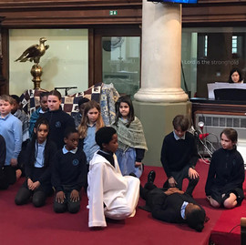Year 5 - Admission to Holy Communion