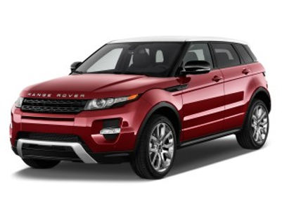 picture of a range rover evoque, garage in a van have modern diagnsotic equipment for modern cars in kent and sussex
