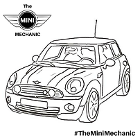 image of a mini, for the mini mechanic #theminimechanic - mechanic for bmw mini's in East Sussex