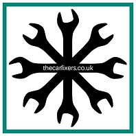 the car fixers logo - car mechanic in west kent sevenoaks tonbridge westerham mobile mechanic