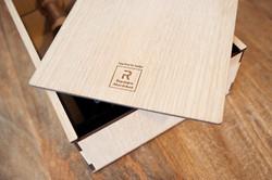 gepersonaliseerde doos