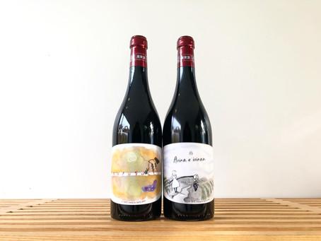 雨の日はじっくり向き合いたいワインを。